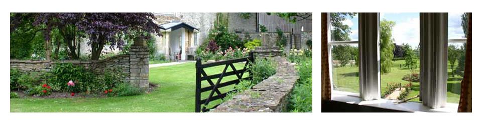 The Manor Farm, Alderton. Wiltshire